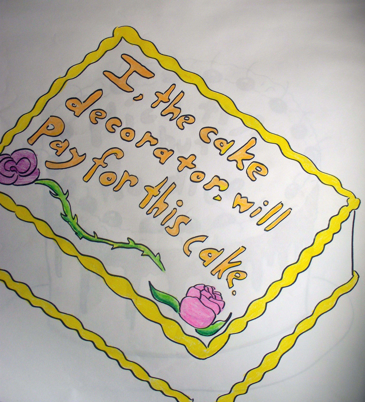 Cake Decorating Jokes : The Cake Decorating Joke Isaac and the Awkward Situations