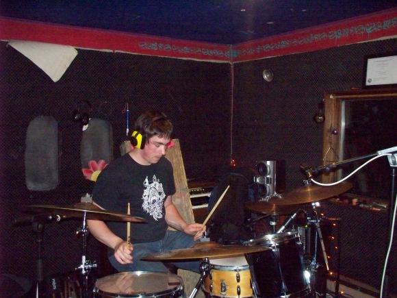 Recording at Sunnyside