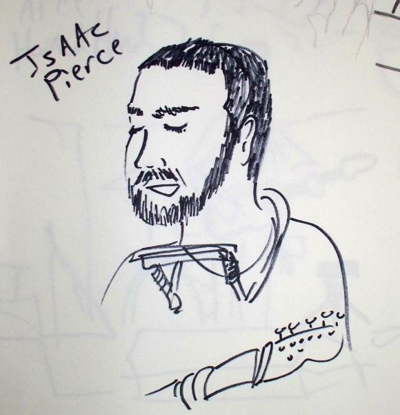 Isaac Pierce